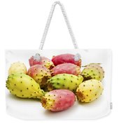 Fruits Of Opuntia Ficus-indica  Weekender Tote Bag