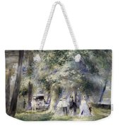 In The Park At Saint-cloud Weekender Tote Bag