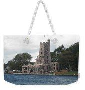 Island Castle Weekender Tote Bag