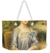 Madame Gaston Bernheim De Villers  Weekender Tote Bag