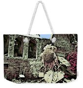 Mission Floral Weekender Tote Bag