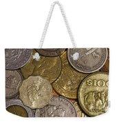 Money Money Money Weekender Tote Bag