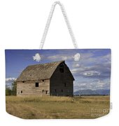 Old Big Sky Barn Weekender Tote Bag