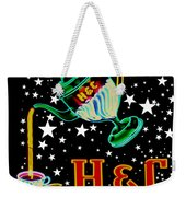 Out Of This World Coffee Weekender Tote Bag
