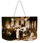 Pitie-salpetriere Hospital, 1795 Weekender Tote Bag by Photo Researchers