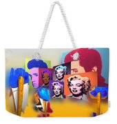 Pop Art Pop Up Weekender Tote Bag