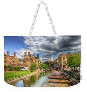 River Cam - Cambridge Weekender Tote Bag