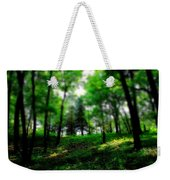 Simply Spring Weekender Tote Bag by Bob Orsillo