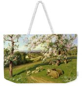 Spring - One Of A Set Of The Four Seasons  Weekender Tote Bag