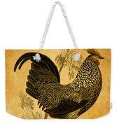 Thanksgiving Rooster Weekender Tote Bag