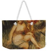 Venus And Love Allegory Weekender Tote Bag