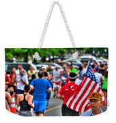 0001 Buffalo Marathon Series 2012  Weekender Tote Bag