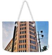 001 Electric Tower Weekender Tote Bag