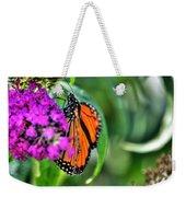 001 Making Things New Via The Butterfly Series Weekender Tote Bag