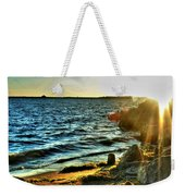 001 Natures Therapeutic Visual Music Series Weekender Tote Bag