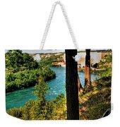 001 Niagara Gorge Trail Series  Weekender Tote Bag
