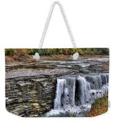 0017 Letchworth State Park Series  Weekender Tote Bag