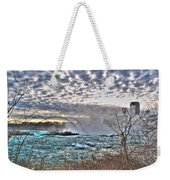 0018 View Of Horseshoe Falls From Terrapin Point Series Weekender Tote Bag