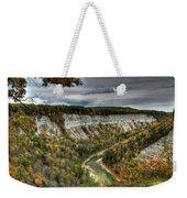 0022 Letchworth State Park Series   Weekender Tote Bag