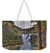 0024 Letchworth State Park Series Weekender Tote Bag