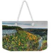 0025 Letchworth State Park Series   Weekender Tote Bag