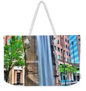 003 Fountain Plaza  Weekender Tote Bag