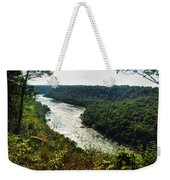 003 Niagara Gorge Trail Series  Weekender Tote Bag