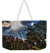 003 Summer Sunrise Series Weekender Tote Bag