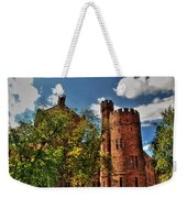 003 The 74th Regimental Armory In Buffalo New York Weekender Tote Bag