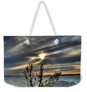 004 In Harmony With Nature Series Weekender Tote Bag
