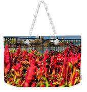 004 Summer Sunrise Series Weekender Tote Bag