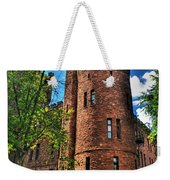004 The 74th Regimental Armory In Buffalo New York Weekender Tote Bag