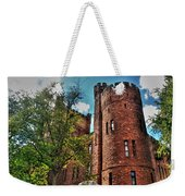 005 The 74th Regimental Armory In Buffalo New York Weekender Tote Bag