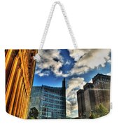 005 Wakening Architectural Dynamics Weekender Tote Bag