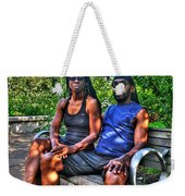 006 The Lion And Lioness Weekender Tote Bag