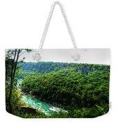 007 Niagara Gorge Trail Series  Weekender Tote Bag