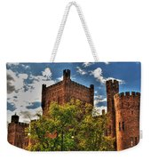 007 The 74th Regimental Armory In Buffalo New York Weekender Tote Bag
