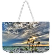 008 In Harmony With Nature Series Weekender Tote Bag