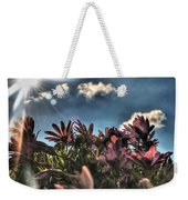 008 Summer Sunrise Series Weekender Tote Bag