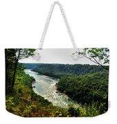 009 Niagara Gorge Trail Series  Weekender Tote Bag