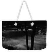 01 Niagara Falls Usa Rapids Series Weekender Tote Bag
