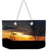 01 Sunset Weekender Tote Bag