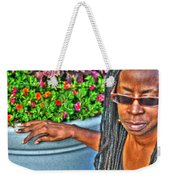 01 The Lioness Weekender Tote Bag