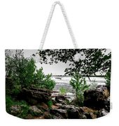 01 Three Sisters Island Weekender Tote Bag