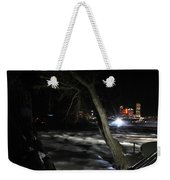 011 Niagara Falls Usa Rapids Series Weekender Tote Bag