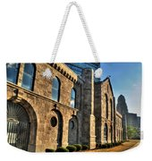 011 Wakening Architectural Dynamics Weekender Tote Bag