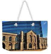 012 Wakening Architectural Dynamics Weekender Tote Bag
