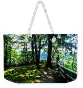 012b Niagara Gorge Trail Series  Weekender Tote Bag