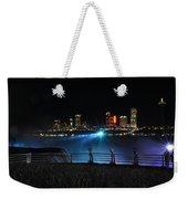 013 Niagara Falls Usa Series Weekender Tote Bag