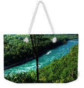 013 Niagara Gorge Trail Series  Weekender Tote Bag